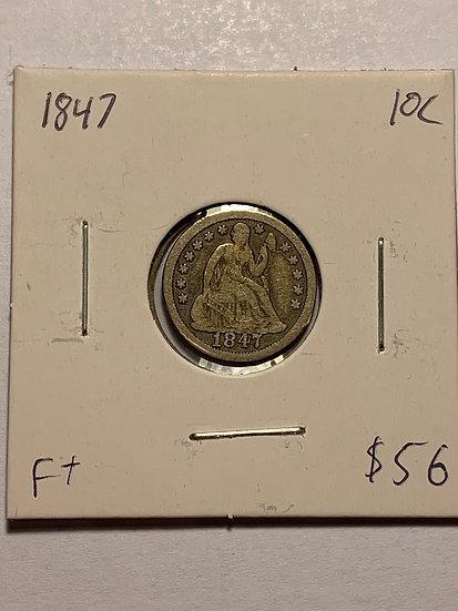 1887-P Raw