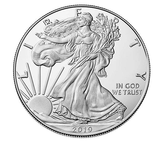 American Silver Eagle - Random Year