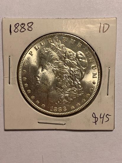 1888-P Raw
