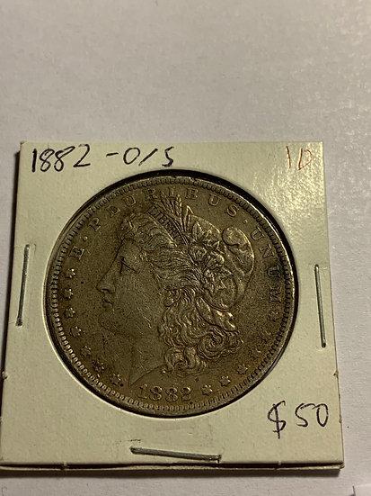 1882-O/S Raw