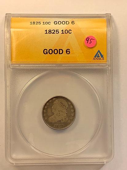 1825-P ANACS G6