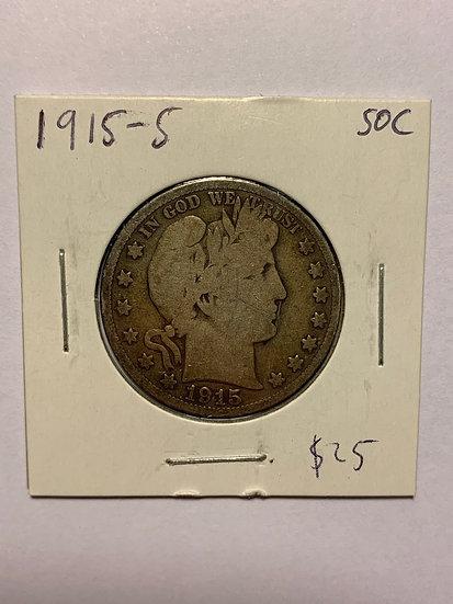 1915-S Raw