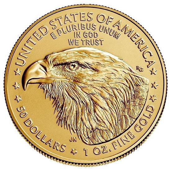 1oz American Gold Eagle - Random Year
