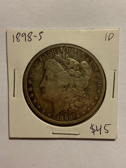 1898-S Raw