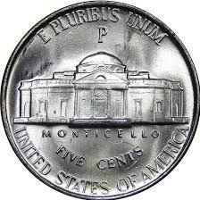 WWII 35% Silver War Nickel - Random Year