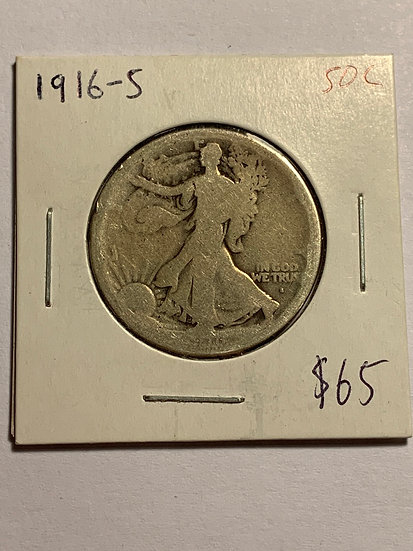 1916-S Raw