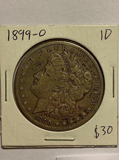 1899-O Raw