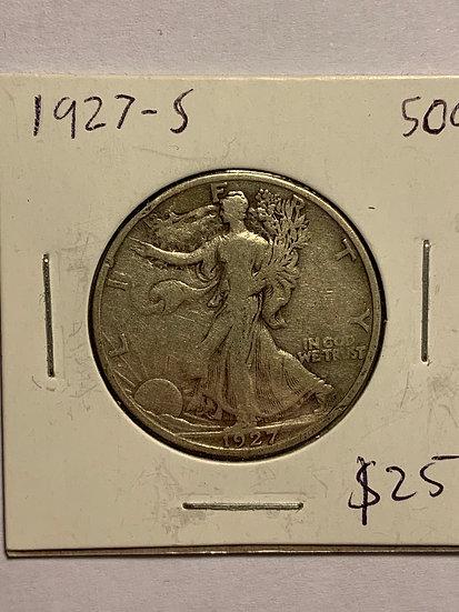 1927-S Raw