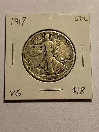 1917-P Raw