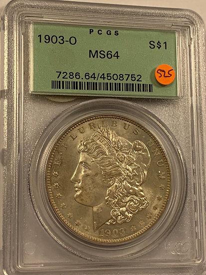 1903-O PCGS MS64