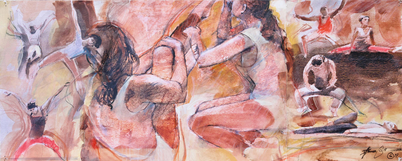 Dancers a.