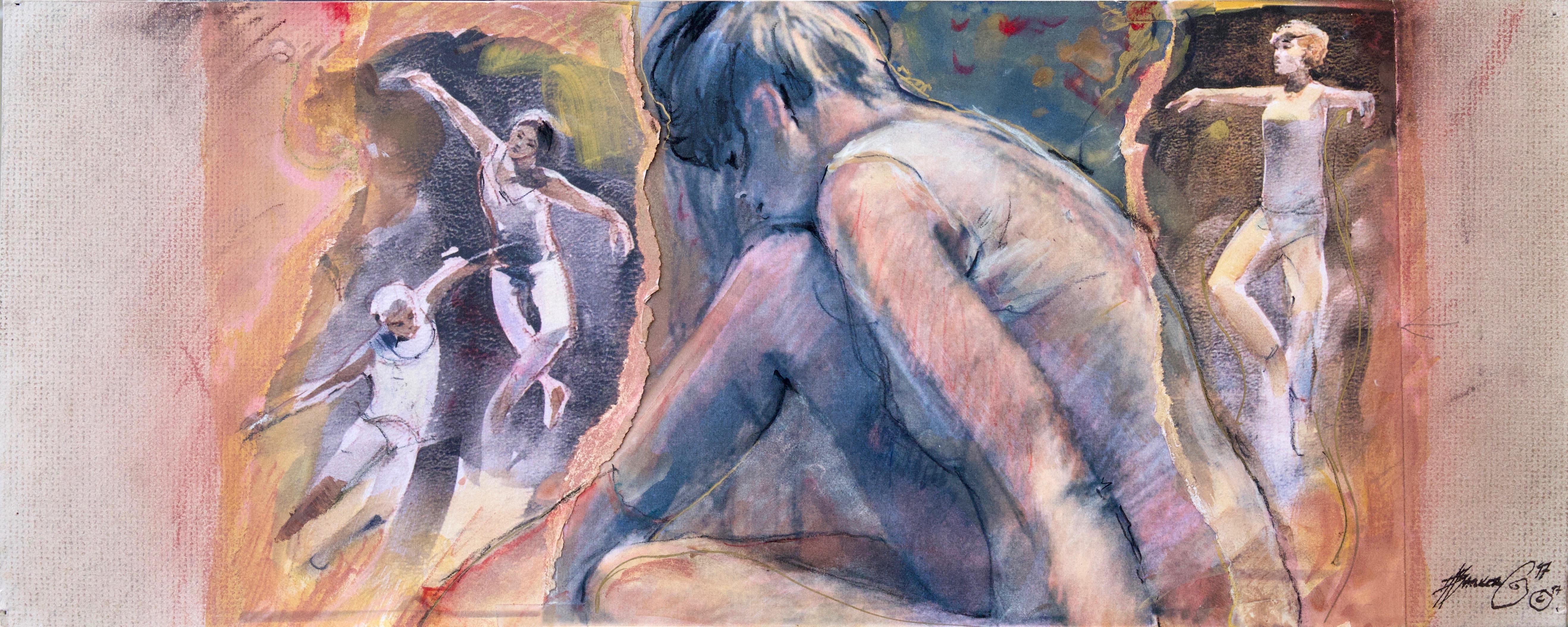 Dancers c.