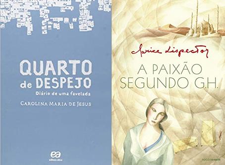 Indicações: artes criadas por mulheres brasileiras