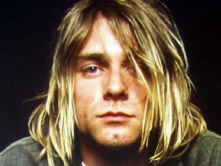 Desalinhando Kurt Cobain: do pequeno artista ao cantor depressivo