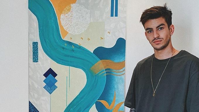 Raphael Masi: a aposta do mundo artístico