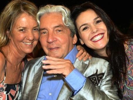 Priscilla Rozenbaum e Renata Paschoal: os amores de Domingos Oliveira