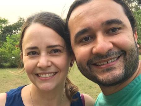 Mayra e Leandro ensinam sobre Semana da Arte Moderna aos pequenos