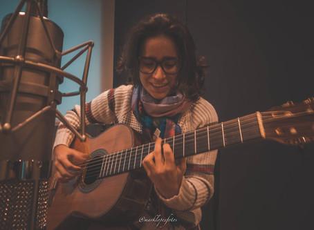 Marcela Brandão e sua nova música popular brasileira