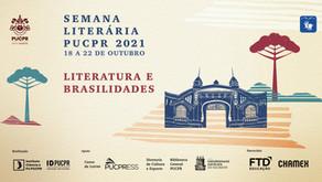 Semana Literária PUCPR 2021