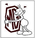 Hugging an MG Octagon CartoonS.jpg