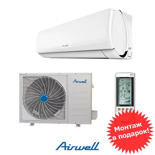 AIRWELL AW-HFD007-N11 / AW-YHFD007-H11 с монтажом