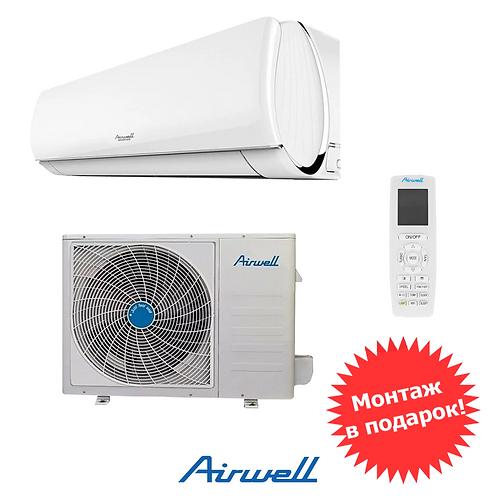AIRWELL AW-HDD007-N11/AW-YHDD007-H11 с монтажом