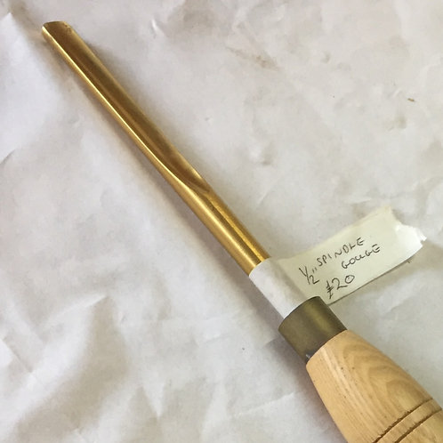 """Robert Sorby 1/2"""" spindle gouge   1568"""