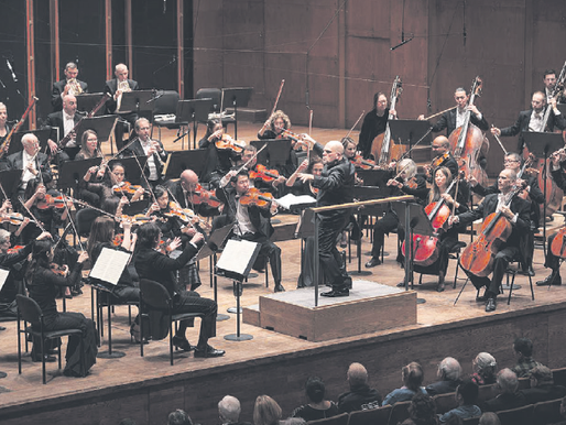 New York Philharmonic cancels Fall season