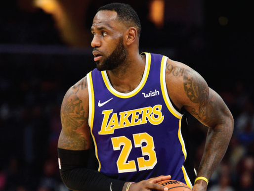 LeBron James and other stars form a voting rights group