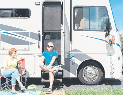 Socially distanced travel? Consider renting an RV