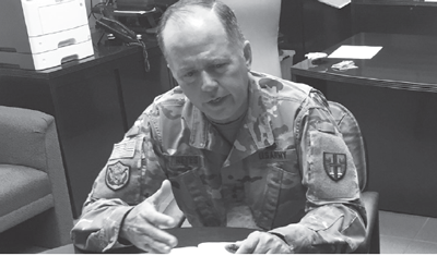 National Guard to add locations for delivery of virus test results for first responders