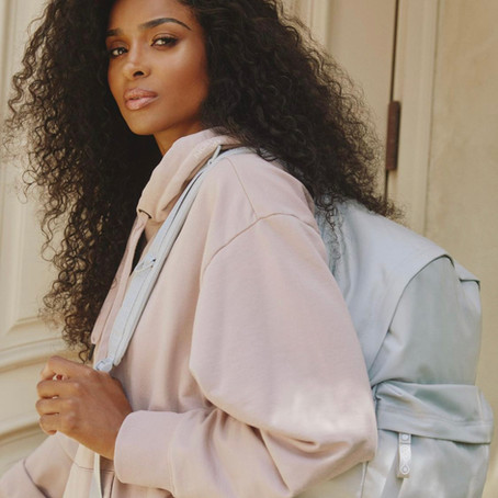Ciara Continues To Show The World She Means Business As She Announces Antimicrobial Backpack Launch