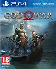 Jeu God of War - PS4
