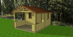 Chalets Camping Image