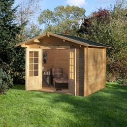 Wooden-Log-Cabin-Summer-House-Patio-Gard