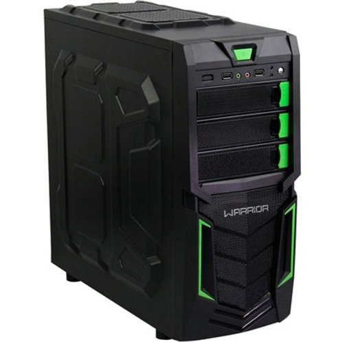 COMPUTADOR GAMER - INTEL 7400 CORE I5 (1151) 3.00 GHZ, SSD 240GB, PL. VÍDEO 1050