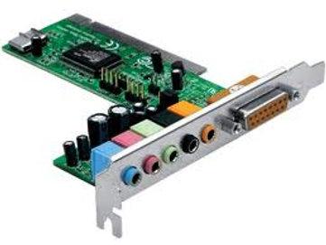 Placa de Som 5.1 PCI