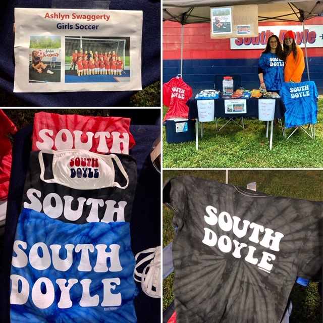 South Doyle Fundraiser