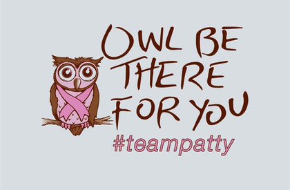 Owl Be There For You shirt design