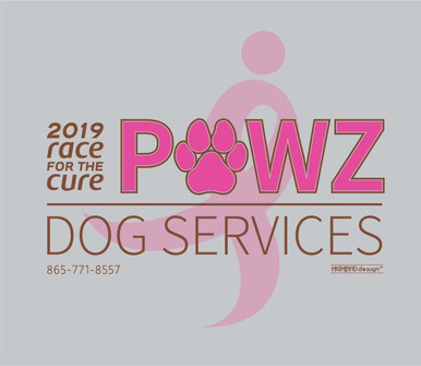 PAWZ Dog Services 2019 Race for the Cure