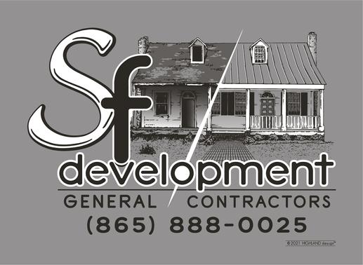 SF Development general contractors tee