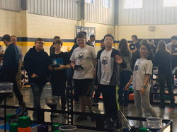 West Valley Robo-Wolves group photo