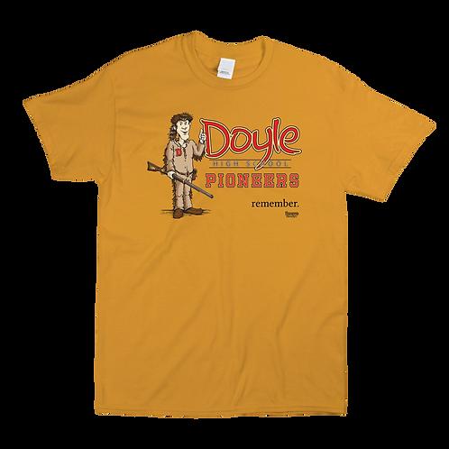 Doyle High Cartoon Tee