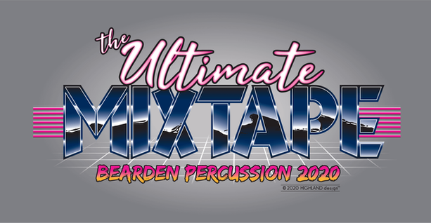 The Ultimate Mix Tape show shirt