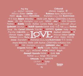 Love Heart shirt design