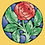 Thumbnail: Stained Glass Rose