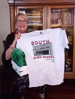 South High School vintage tee