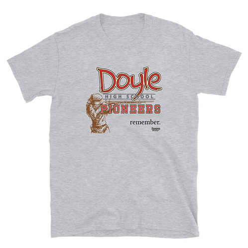 Doyle High vintage remember tee