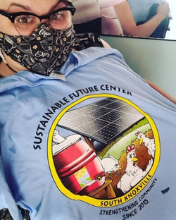 Sustainable Future Center tee