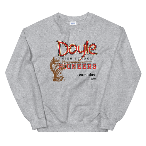 Doyle High Vintage remember sweatshirt
